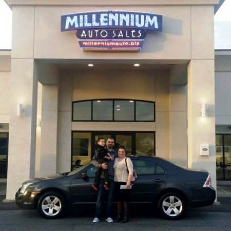 Millennium Auto Sales - Kennewick, WA
