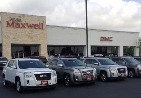Nyle Maxwell GMC - Round Rock, TX