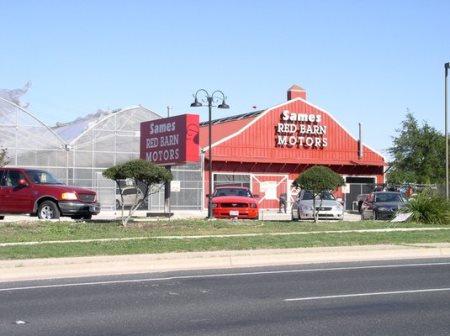 Sames Red Barn Motors - Austin, TX