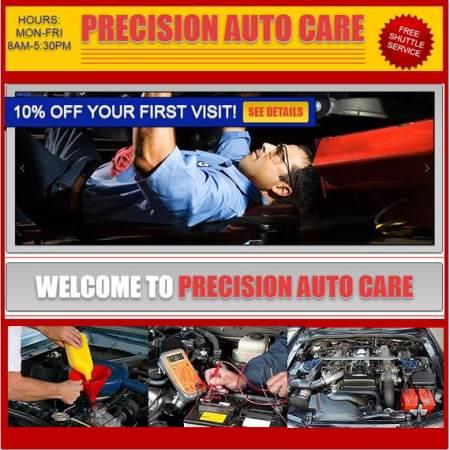 Precision Auto Care - San Leandro, CA