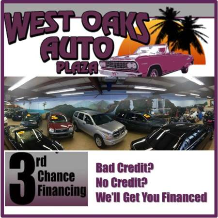 West Oaks Auto Plaza - Houston, TX
