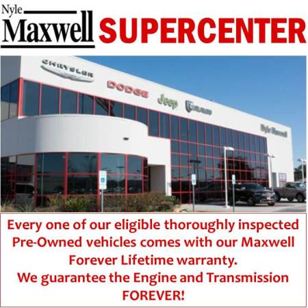 Nyle Maxwell Chrysler Dodge Jeep Ram Supercenter In Austin Tx 78717