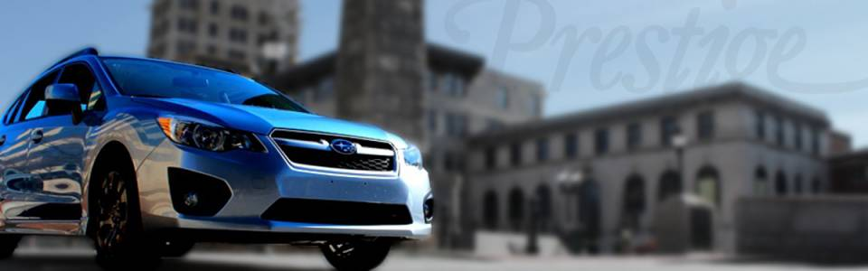 Prestige Subaru - Asheville, NC