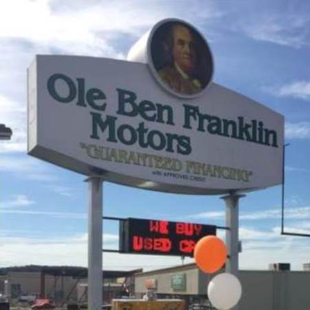 Ole Ben Franklin Motors Knoxville