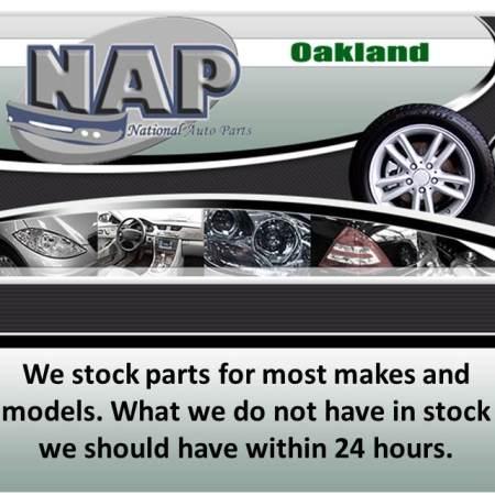 National Auto Parts - Oakland, CA