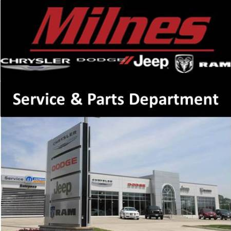 Milnes Chrysler Dodge Jeep Ram Service Department - Almont, MI