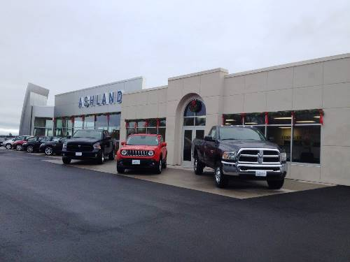 Ashland Ford Chrysler - Ashland, WI