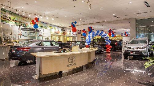 DCH Toyota of Oxnard - Oxnard, CA