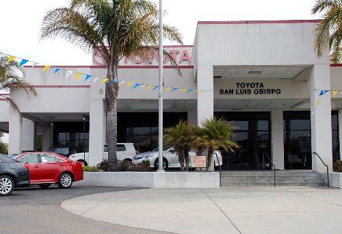 Toyota San Luis Obispo - San Luis Obispo, CA