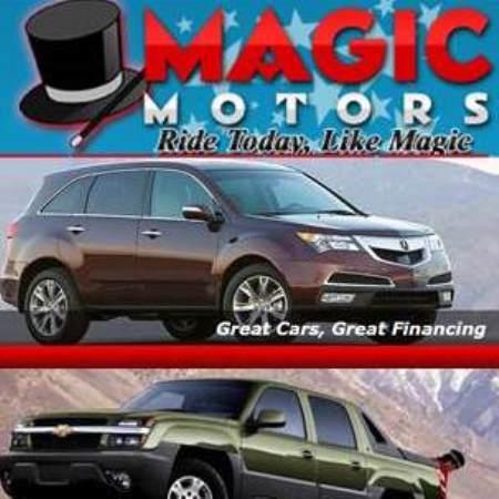 Magic Motors - Baton Rouge, LA