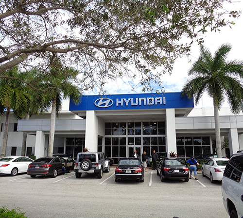 Coconut creek hyundai in coconut creek fl 33073 citysearch for Mercedes benz of elmbrook