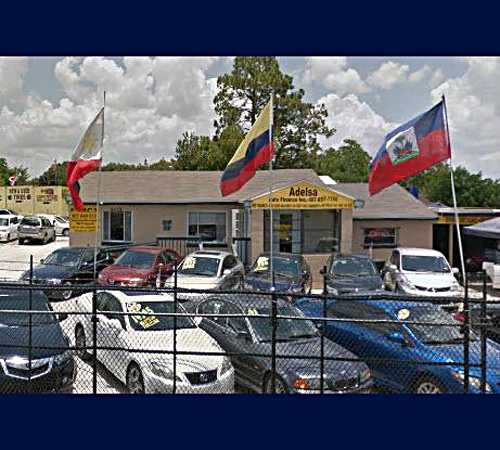 Adelsa Auto Finance - Orlando, FL