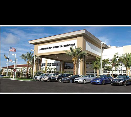 Lexus of North Miami - Miami, FL