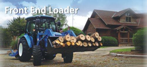 Lane Tractor Sales - Los Molinos, CA