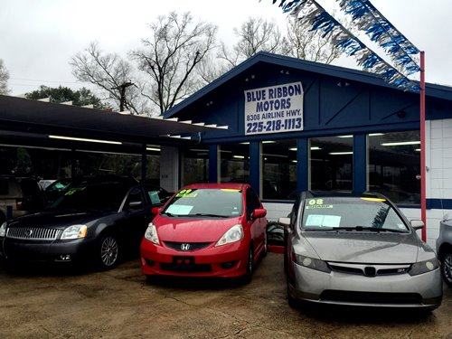 Blue Ribbon Motors - Baton Rouge, LA