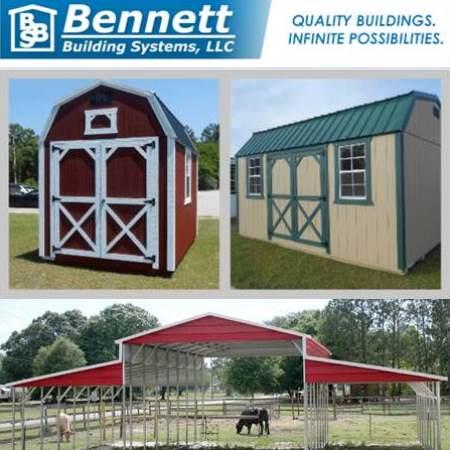 Bennett Buildings Augusta - Augusta, GA