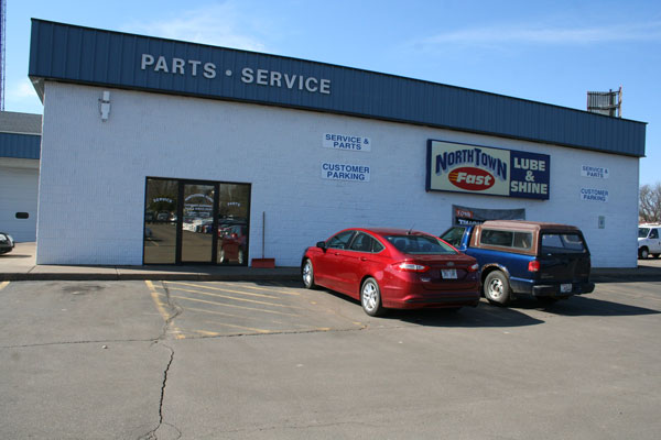 Northtown Ford Mercury - Downing, WI