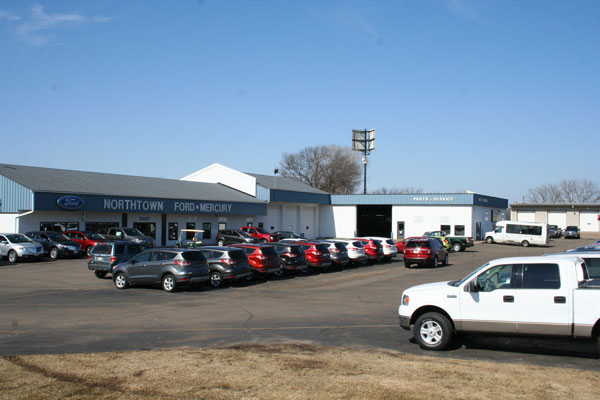 Northtown Ford, Inc. - Downing, WI