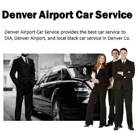 Denver Black Car SUV - Littleton, CO
