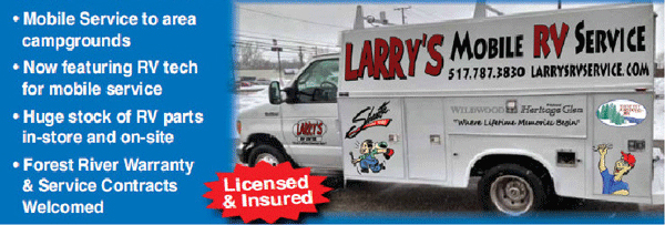 Larry's RV Center - Eaton Rapids, MI