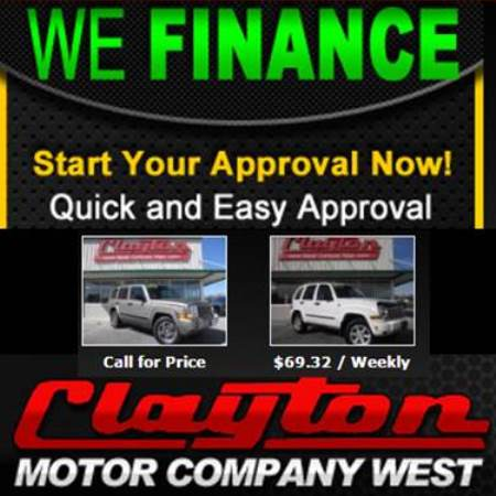Clayton Motor Company West