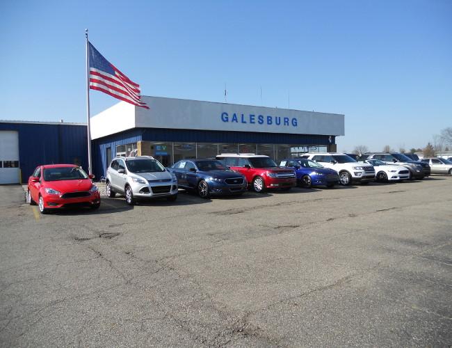 Galesburg Ford - Galesburg, MI
