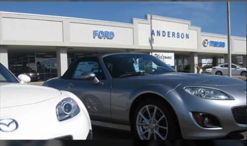 Anderson Ford - Anderson, SC