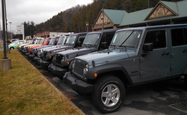 Ross Chrysler Jeep Dodge - Boone, NC