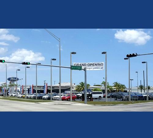 Lorenzo Ford - Homestead, FL
