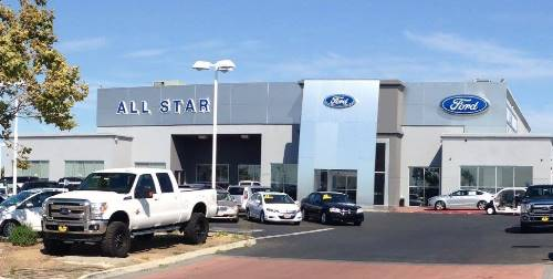 All Star Ford - Pittsburg, CA