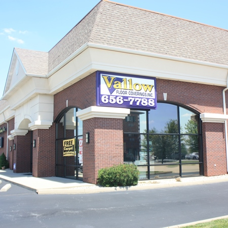 Vallow Floor Coverings - Edwardsville, IL
