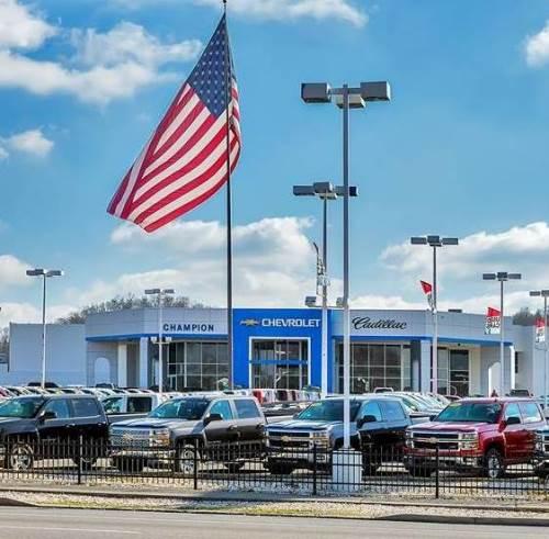 Champion Cadillac - Johnson City, TN