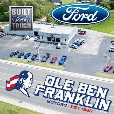 Ole Ben Franklin Ford - Wartburg, TN