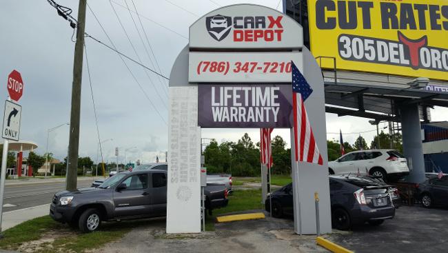 CarX Depot Homestead - Miami Lakes, FL