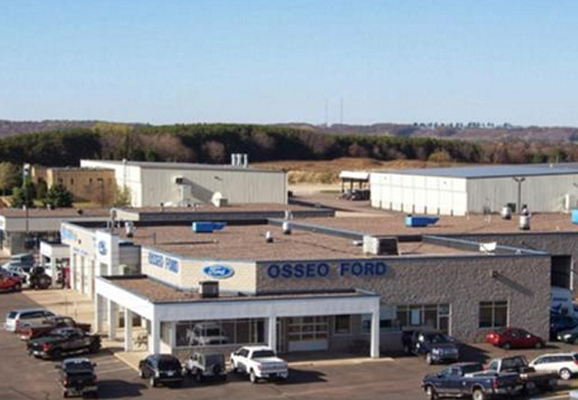 Osseo Ford Sales & Service Inc - Osseo, WI