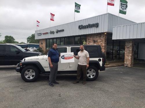 Chastang Chrysler Dodge Jeep Ram - Angleton, TX