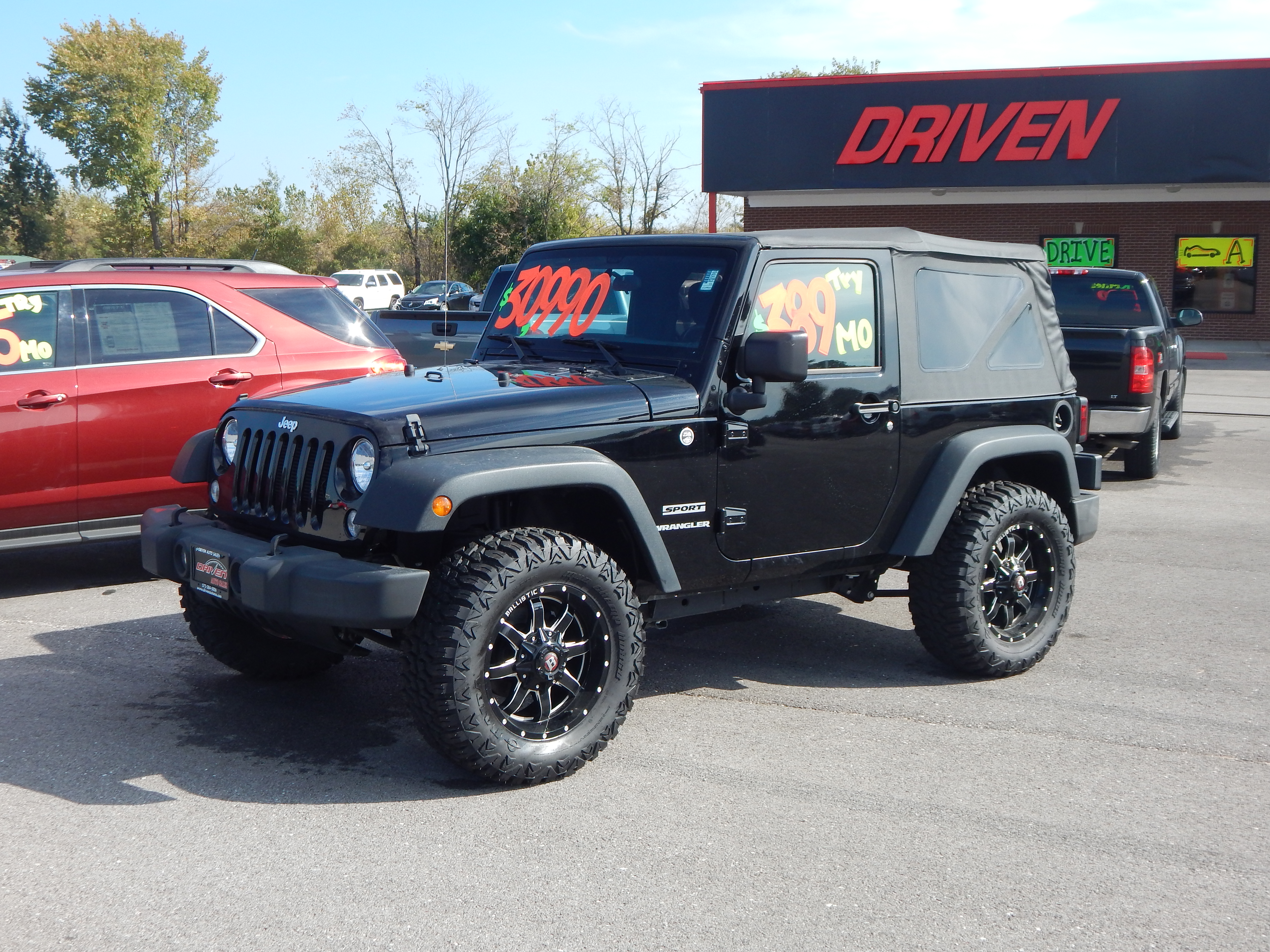 Driven Auto Sales - Silex, MO