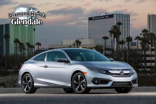 Diamond Honda of Glendale - Glendale, CA