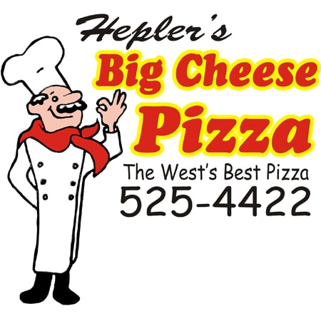 Hepler's Big Cheese Pizza - Walla Walla, WA