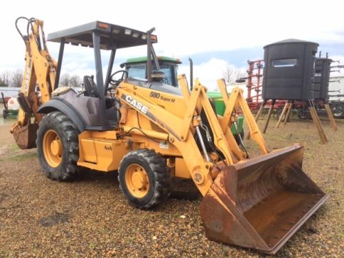 Delta Tractor & Equipment - Inverness, MS
