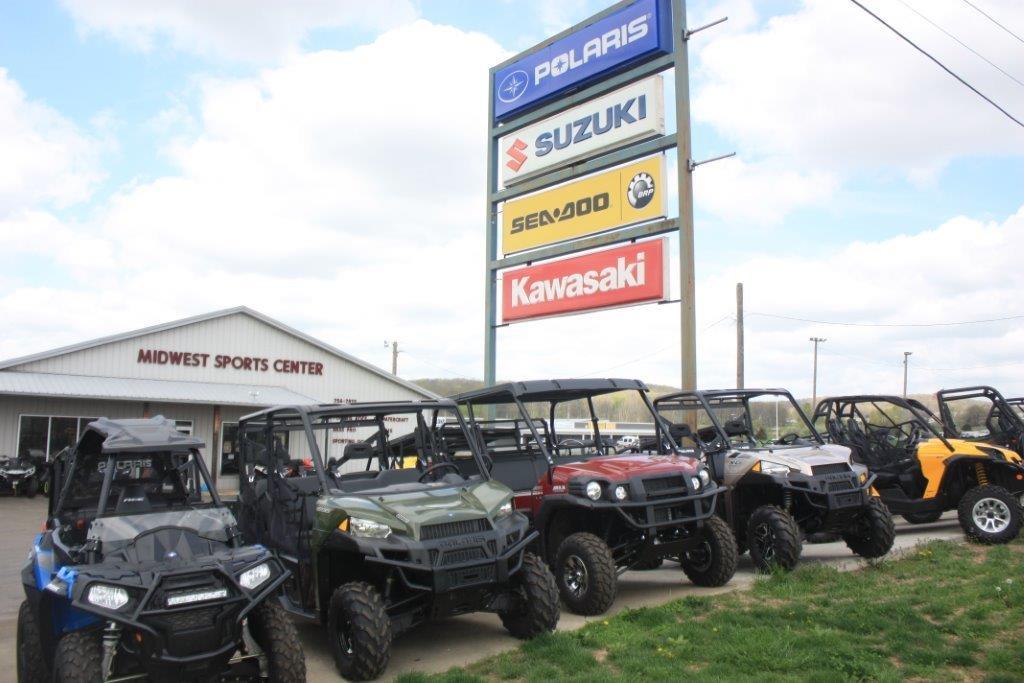 MIDWEST SPORTS CENTER - Farmington, MO