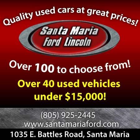 SANTA MARIA FORD-ADVERB - Santa Maria, CA