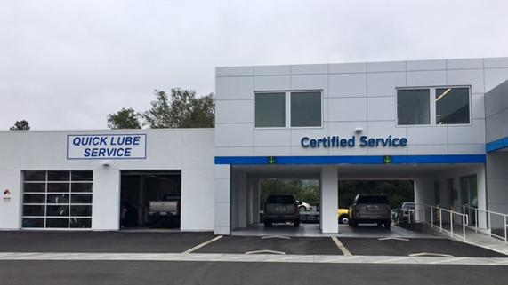 Novato Chevrolet - Novato, CA